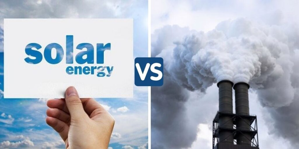 Why Solar Energy Is Better Than Fossil Fuels